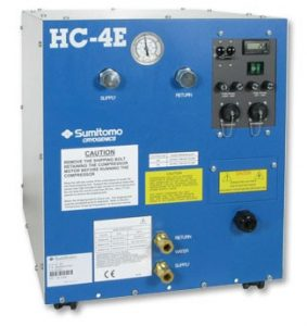 HC-4E Cryopump Indoor Water-Cooled Compressor Series
